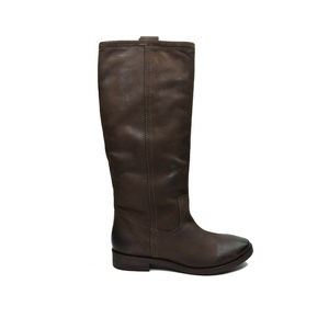 Seychelles Knee High Pull On Leather Boots 8 New